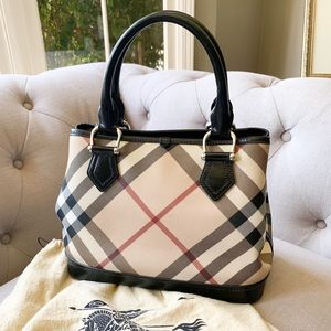 Burberry Eden Supernova Handbag